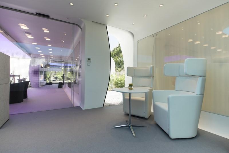 دکوراسیون داخلی دفتر کار آینده