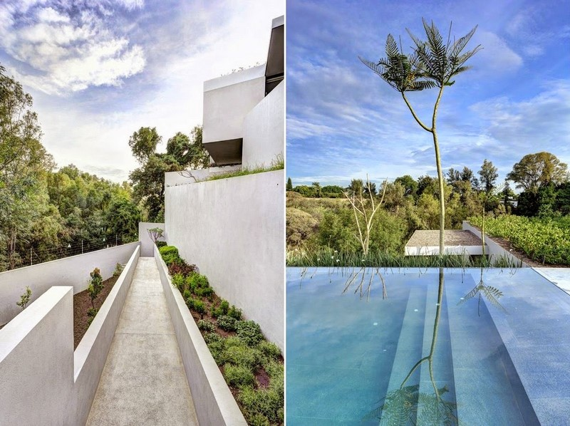 معماری خانه ی مدرن ریزو